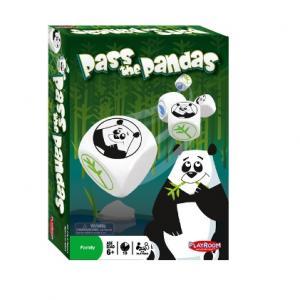 Pass the Pandas Game